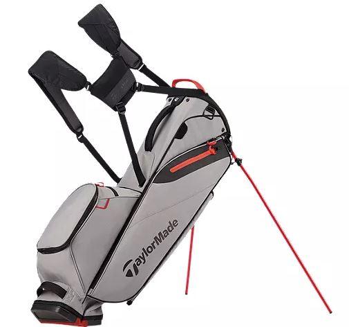 TaylorMade 2021 FlexTech Lite Golf Stand Bag