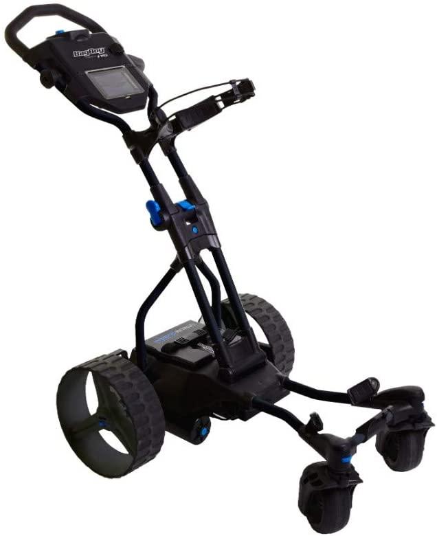 Bag Boy Navigator Electric Push Cart