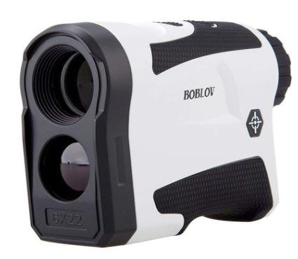 Boblov 650 yard golf rangefinder