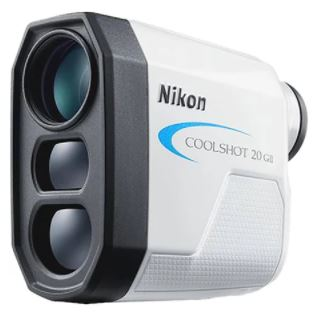 Nikon Coolshot 20i GII golf rangefinder
