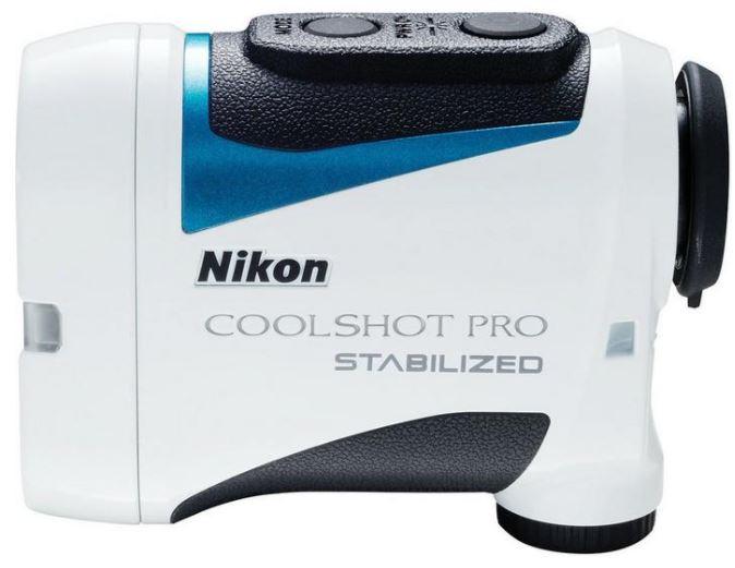 Nikon Coolshot Pro Stabilized Golf Rangefinder 2