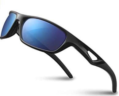 Rivbos Polarized Golf Sunglasses