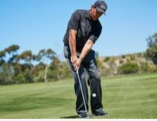 Phil Mickelson Wedge Shot