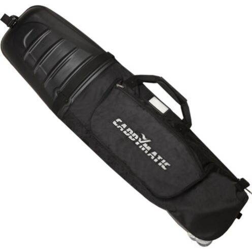 Caddymatic Hard Top Shell Golf Travel Bag