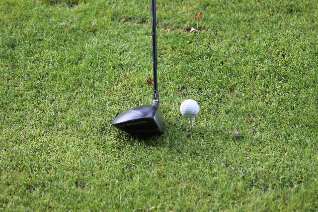 Golf Driver Setup