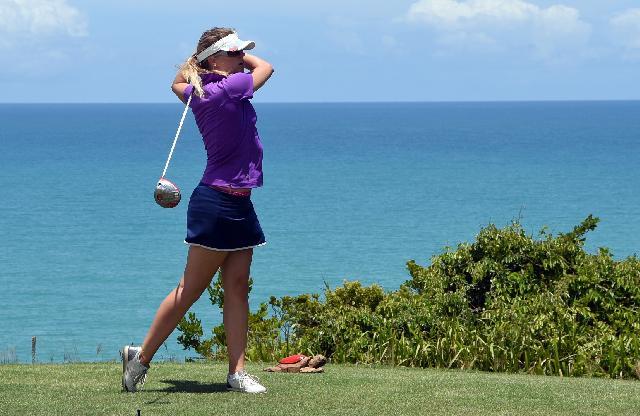 Golf Driver Swing Path